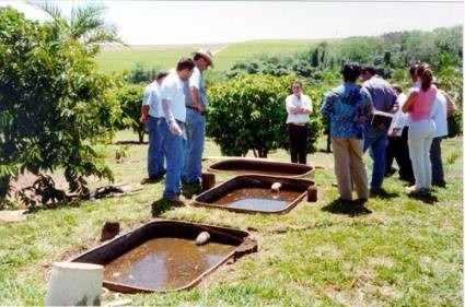 Fossa Séptica Biodigestora em Caixa D'água